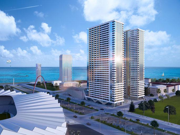 Investor RoadMap - Black Sea Towers - successful experience managing a profitable apartment