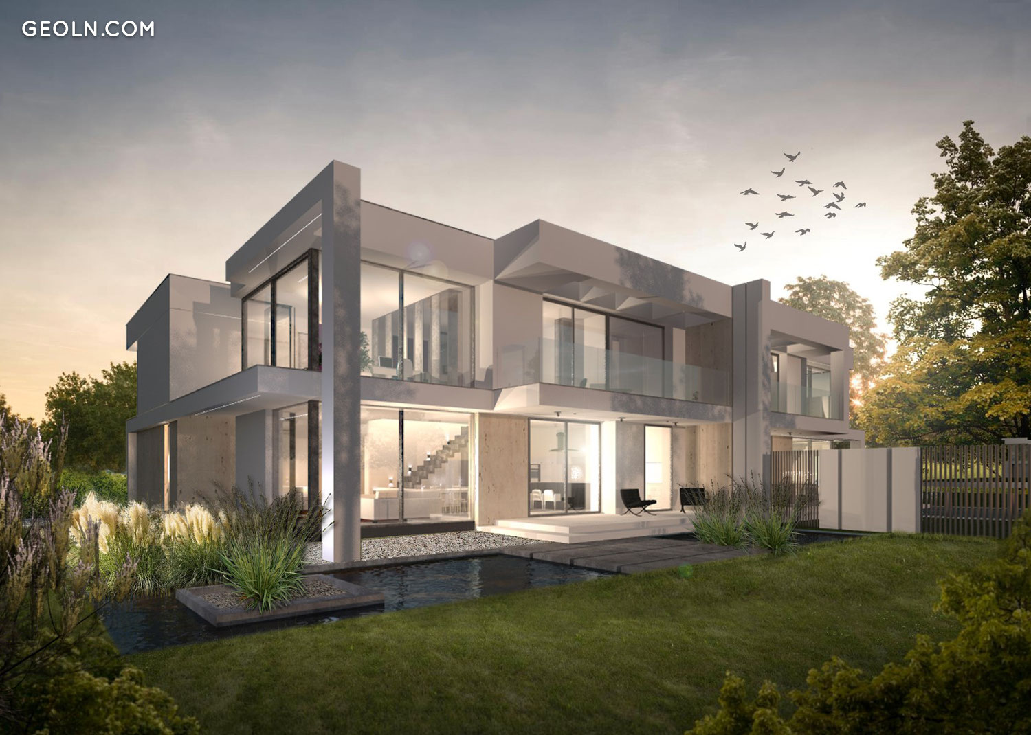 hampton Residence Wilanow — about the project | GEOLN.COM — Find ...